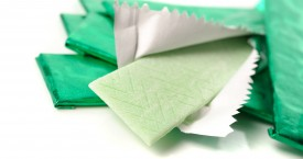 Chewing Gum In The Name Of Dental Health